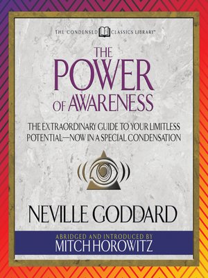 cover image of The Power of Awareness