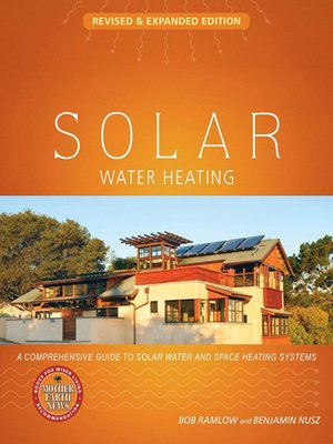 cover image of Solar Water Heating—Revised & Expanded Edition