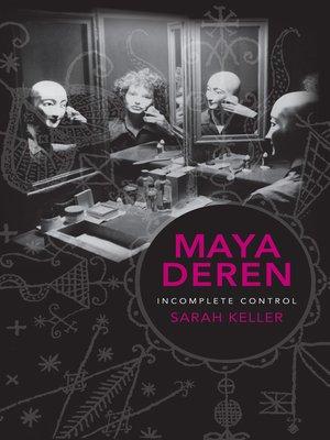 cover image of Maya Deren