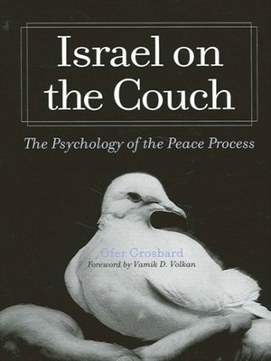 cover image of Israel on the Couch