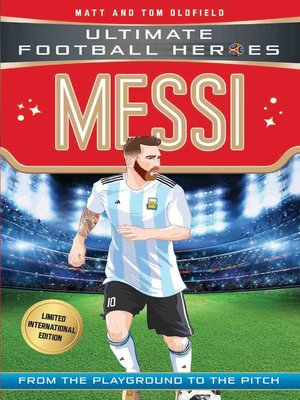 cover image of Messi (Ultimate Football Heroes--Limited International Edition)