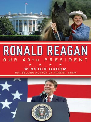 cover image of Ronald Reagan Our 40th President