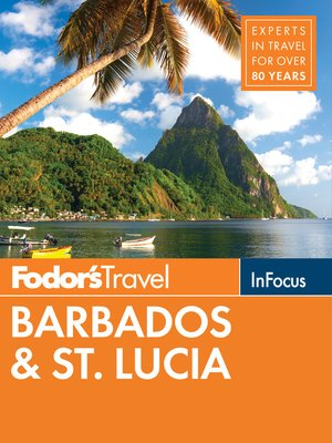 cover image of Fodor's In Focus Barbados & St. Lucia