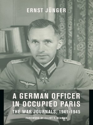 cover image of A German Officer in Occupied Paris