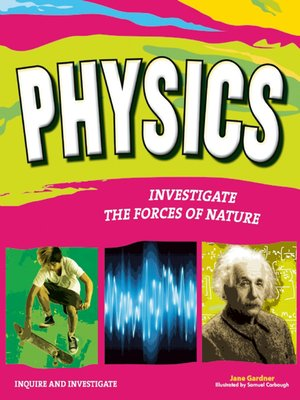 cover image of PHYSICS