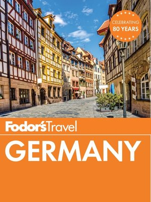 cover image of Fodor's Germany