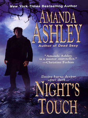 cover image of Night's Touch