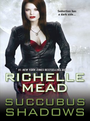 cover image of Succubus Shadows