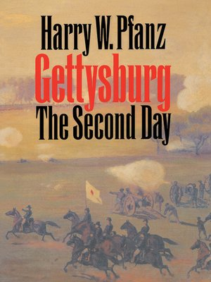 cover image of Gettysburg—The Second Day