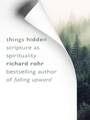 cover image of Things Hidden