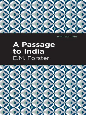 cover image of A Passage to India