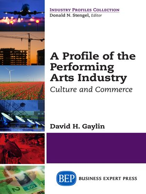 cover image of A Profile of the Performing Arts Industry