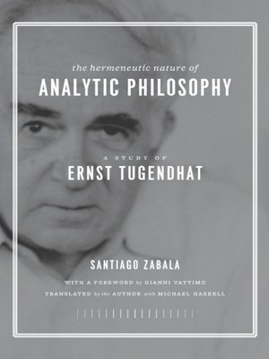 cover image of The Hermeneutic Nature of Analytic Philosophy