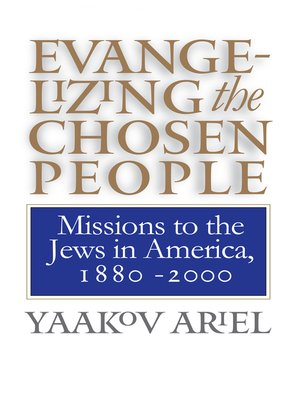 cover image of Evangelizing the Chosen People