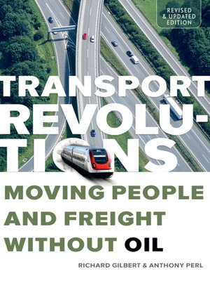 cover image of Transport Revolutions