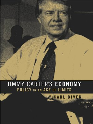 cover image of Jimmy Carter's Economy