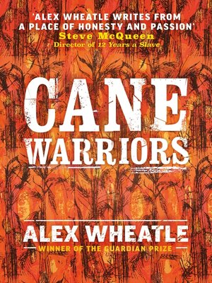 cover image of Cane Warriors