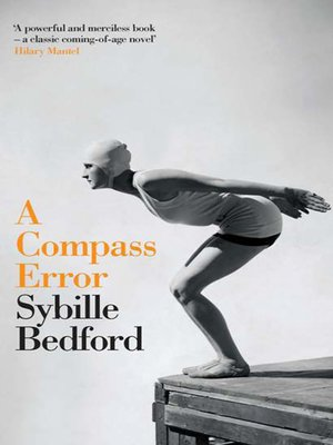 cover image of A Compass Error