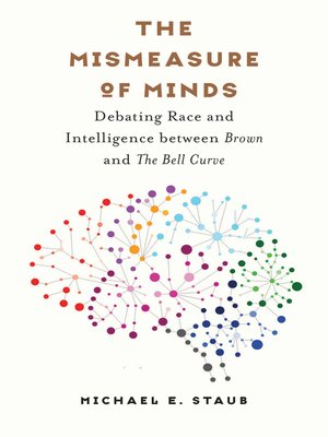 cover image of The Mismeasure of Minds