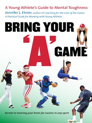 "cover image of Bring Your ""A"" Game"