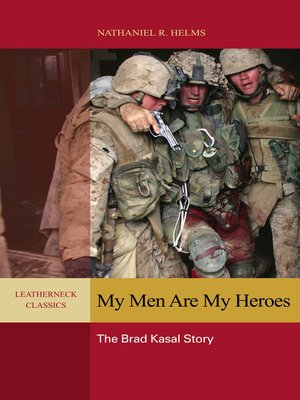 cover image of My Men are My Heroes