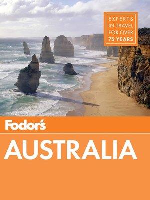 cover image of Fodor's Australia