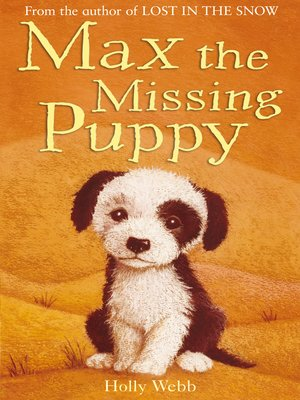 cover image of Max the Missing Puppy