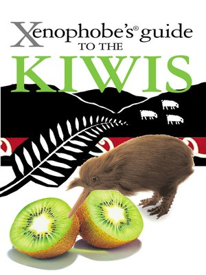 cover image of The Xenophobe's Guide to the Kiwis