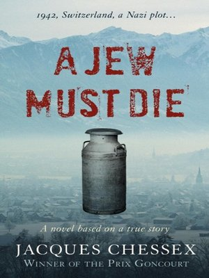 cover image of A Jew Must Die