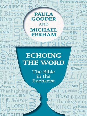 cover image of Echoing the Word