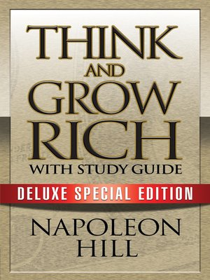 cover image of Think and Grow Rich with Study Guide