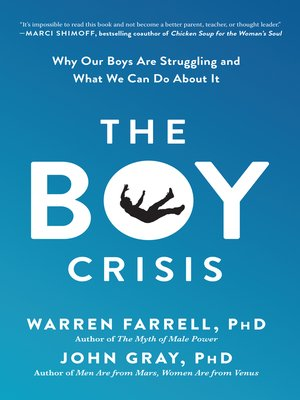 cover image of The Boy Crisis