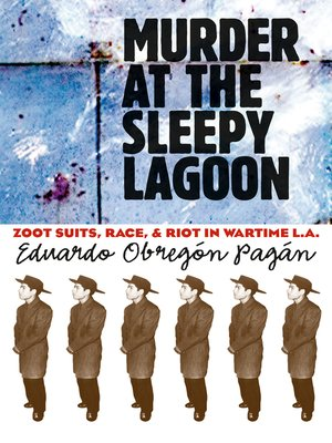 cover image of Murder at the Sleepy Lagoon