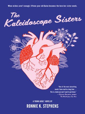 cover image of The Kaleidoscope Sisters
