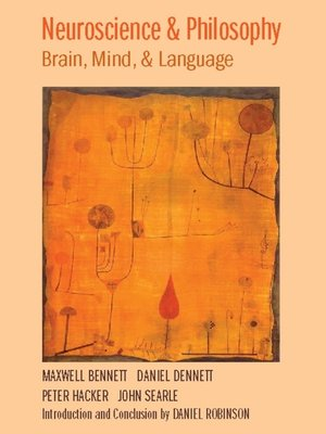 cover image of Neuroscience and Philosophy
