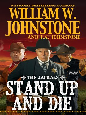 cover image of Stand Up and Die