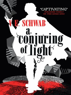cover image of A Conjuring of Light