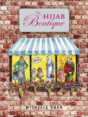 cover image of The Hijab Boutique