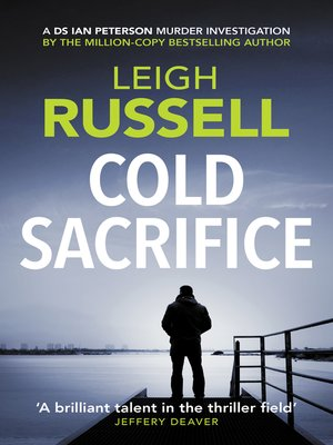 cover image of Cold Sacrifice