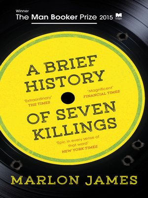 cover image of A Brief History of Seven Killings
