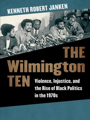 cover image of The Wilmington Ten
