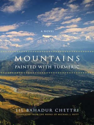 cover image of Mountains Painted with Turmeric