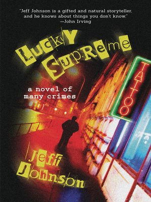 cover image of Lucky Supreme