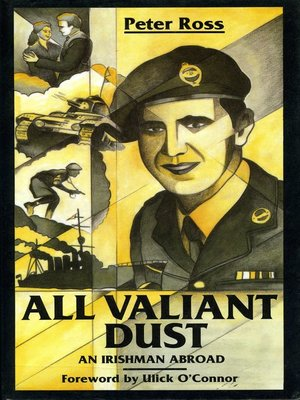 cover image of All Valiant Dust