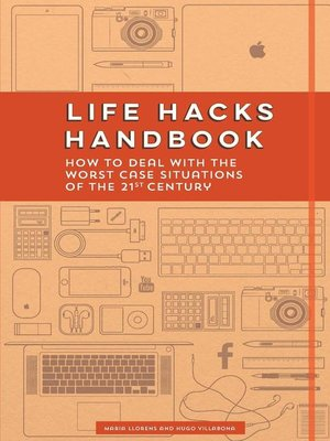 cover image of Life Hacks Handbook