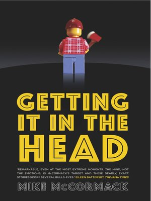 cover image of Getting it in the Head