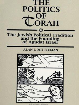 cover image of The Politics of Torah