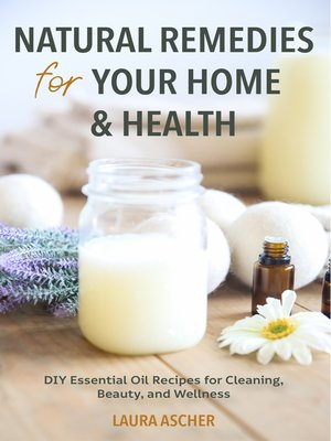 cover image of Natural Remedies for Your Home & Health