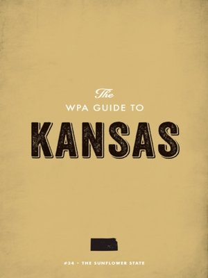 cover image of The WPA Guide to Kansas