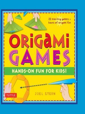 cover image of Origami Games